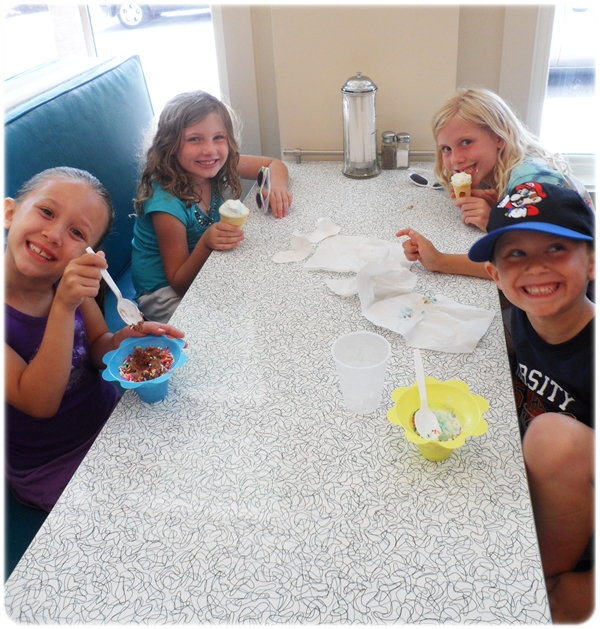 Seabrook Island Ice Cream