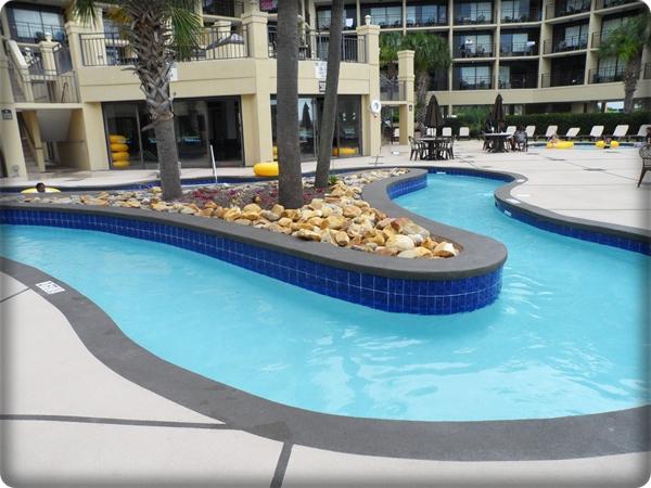 Springmaid Beach Pools