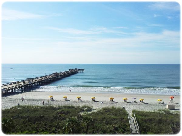 Springmaid Beach Resort Beach