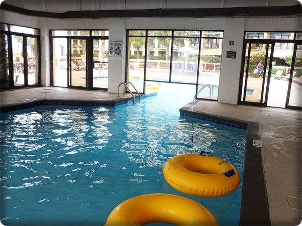Springmaid Beach Resort Pools