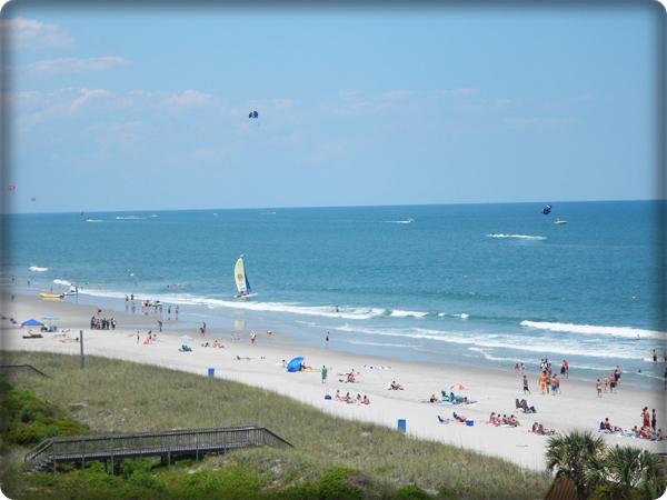 Springmaid Beach