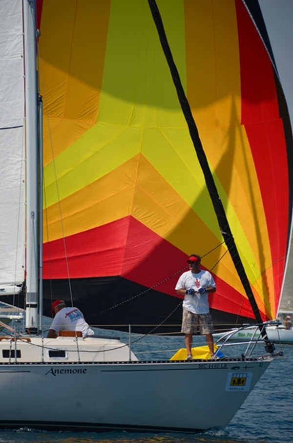 Belle's Mackinac Race