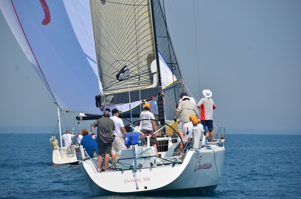 Belle's Mackinaw Port Huron Race