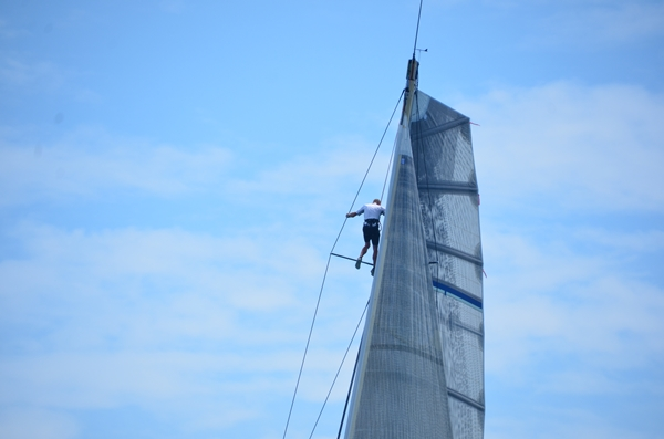 Bells Sailboat Race