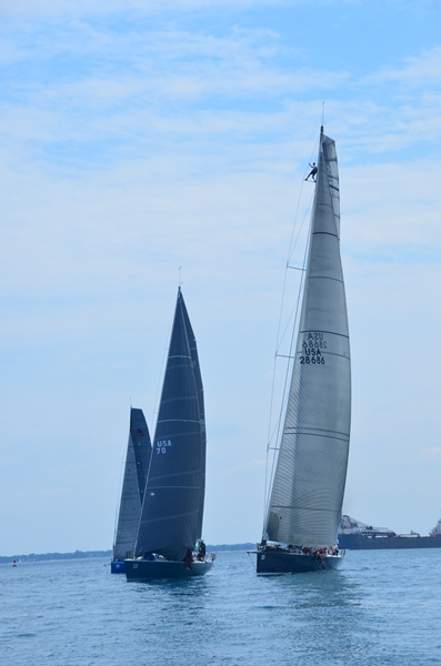 Bell's Bayview Mackinac Race