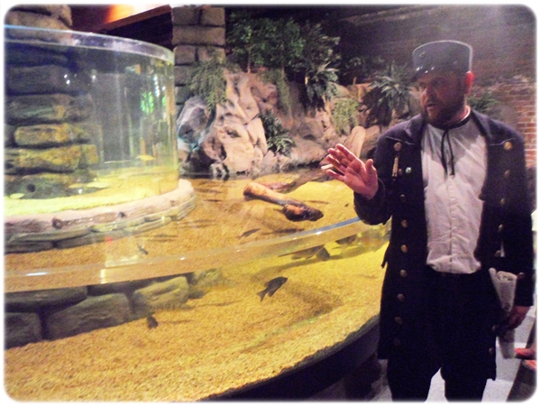 Greater Cleveland Aquarium Review