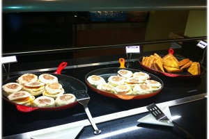 Hyatt Greensboro Breakfast