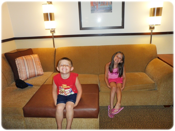 Hyatt Place Greensboro Review