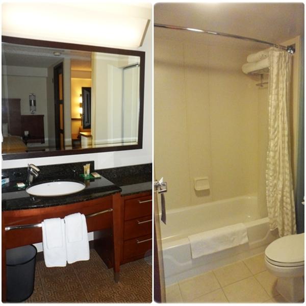 Hyatt Place Bathroom