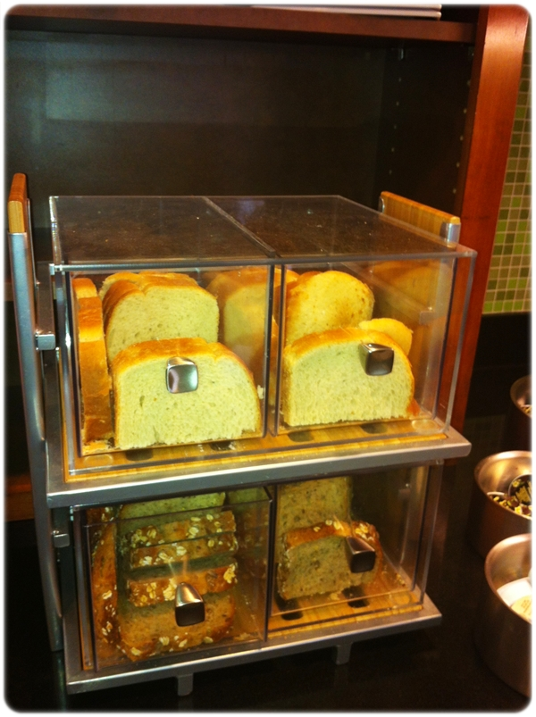 Hyatt Place Breakfast Breads