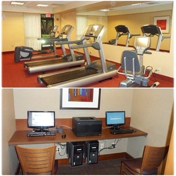 Hyatt Place Fitness & Business Centers