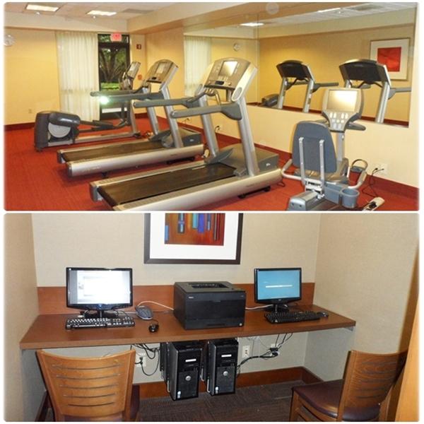 Hyatt Place Fitness & Business Centers