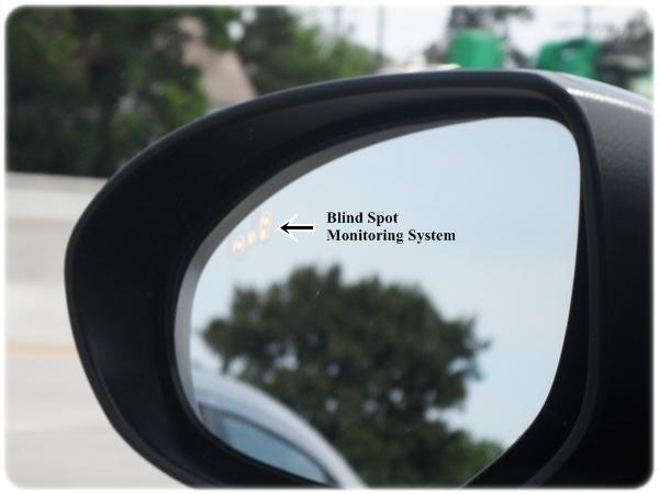 Mazda3 Blind Spot