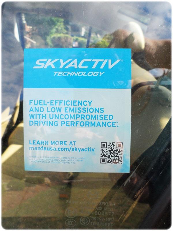 Mazda3 Fuel Efficiency