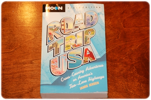 Road Trip USA Book