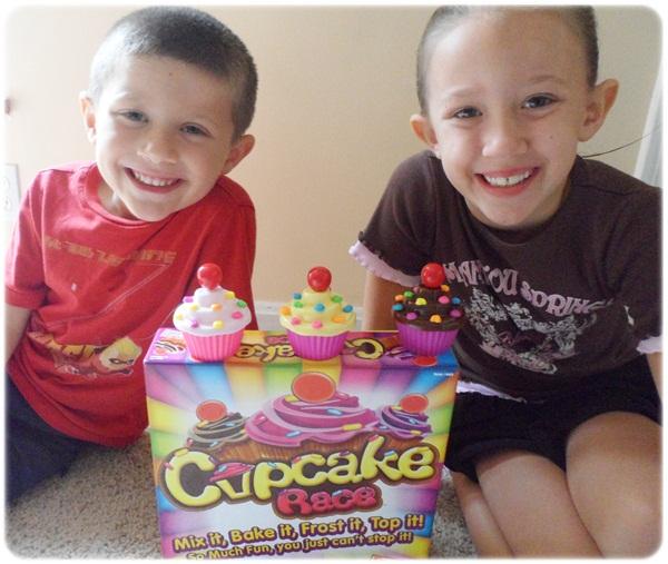 Cupcake Race Reviews