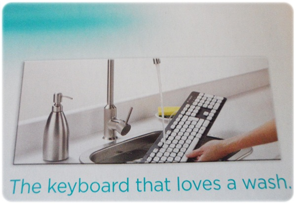 Logitech Washable Keyboard Review