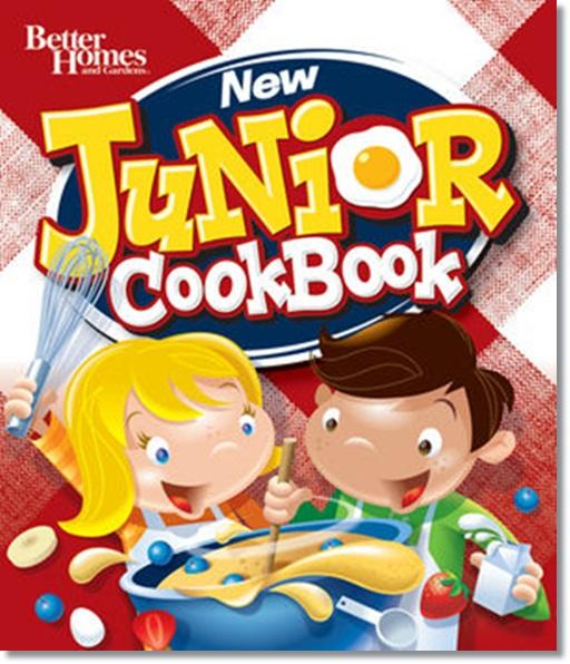 New Junior Cookbook