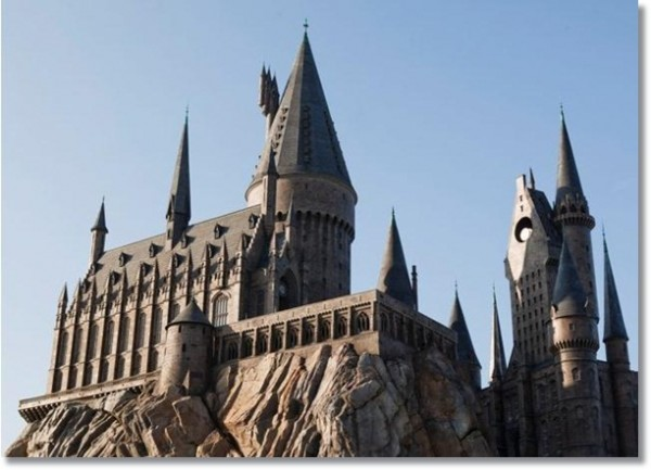 Universal Orlando Hogwarts