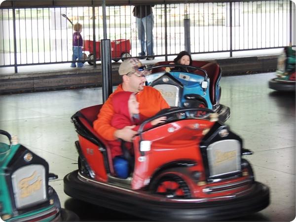 Cedar Point Dodge 'Em