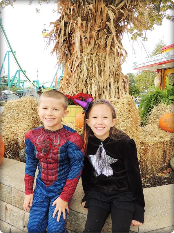 Cedar Point Halloween