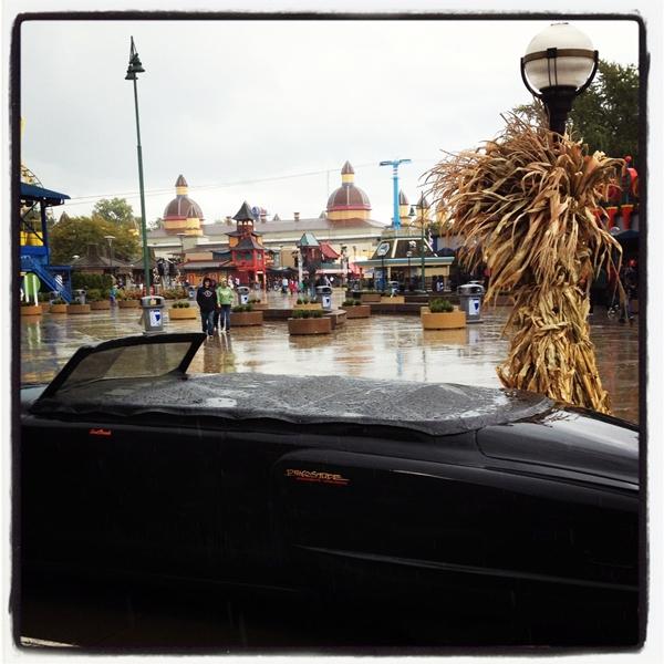 Cedar Point Rain