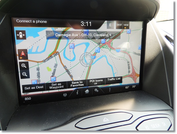 Ford Escape Navigation