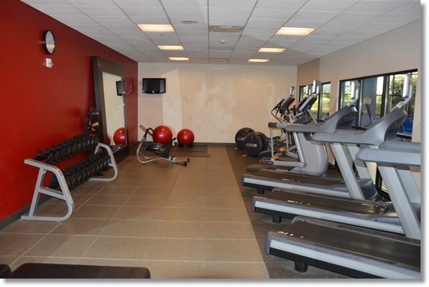 Lancaster DoubleTree Fitness