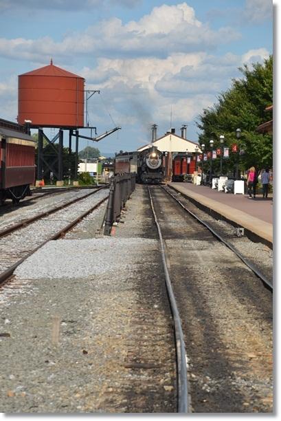 Lancaster Train