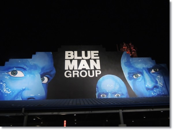 Orlando Resort Blue Man Group