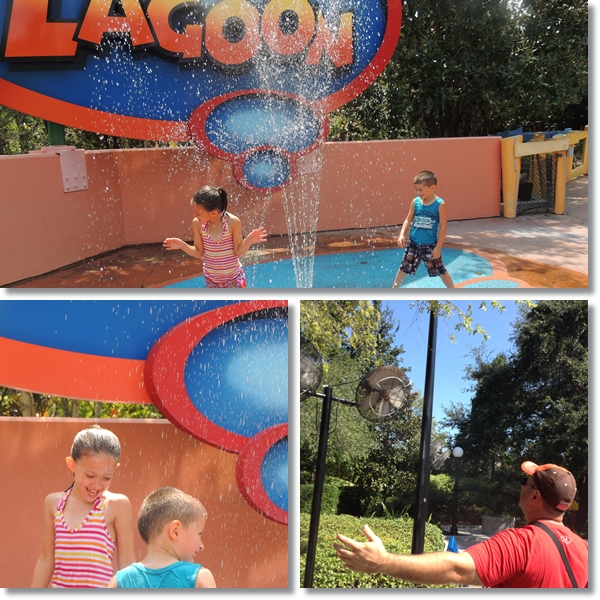 Universal Orlando Toon Lagoon