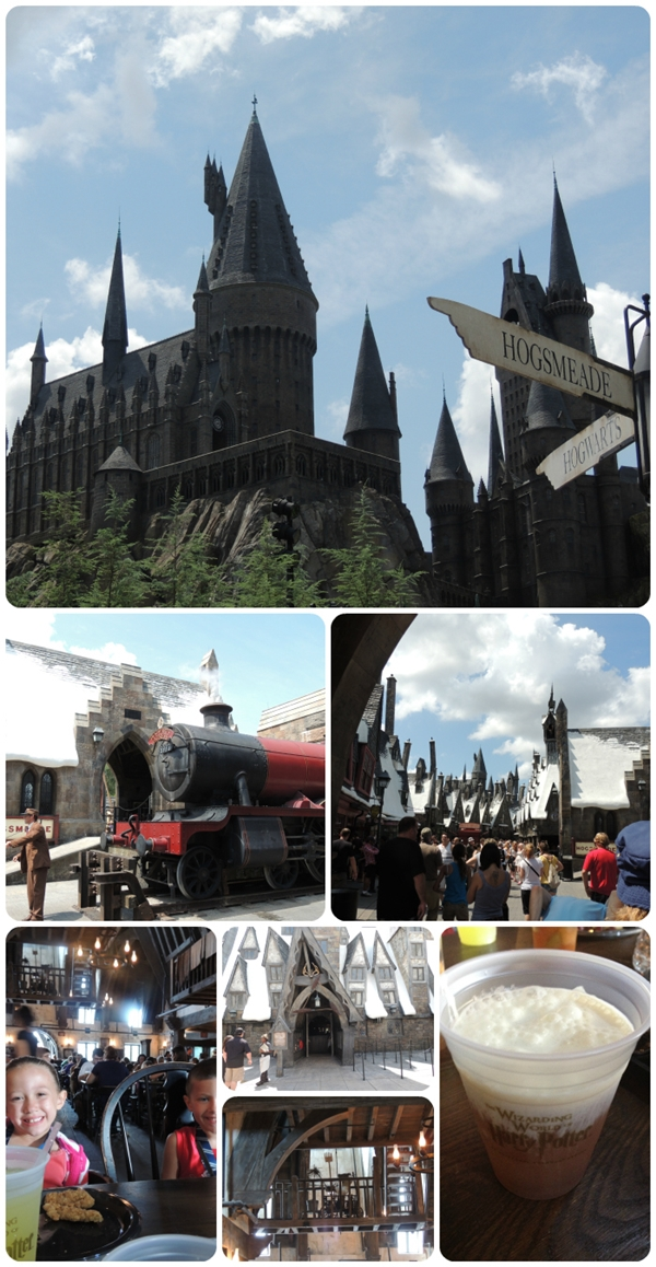 Universal Resort Wizarding World of Harry Potter