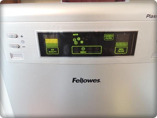 Fellowes Air Purifier Review