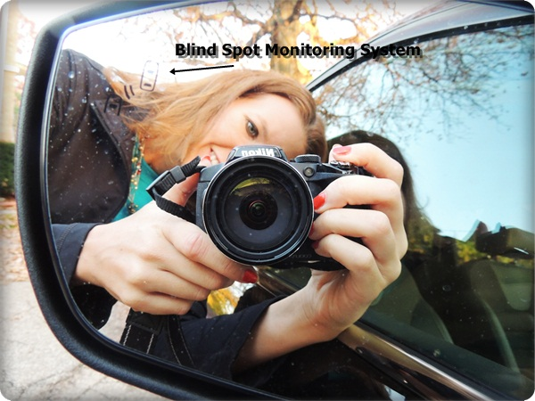 Ford Escape Blind Spot