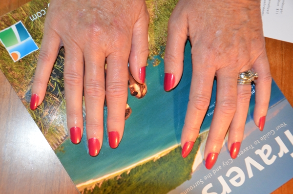 Grand Traverse Resort Manicure