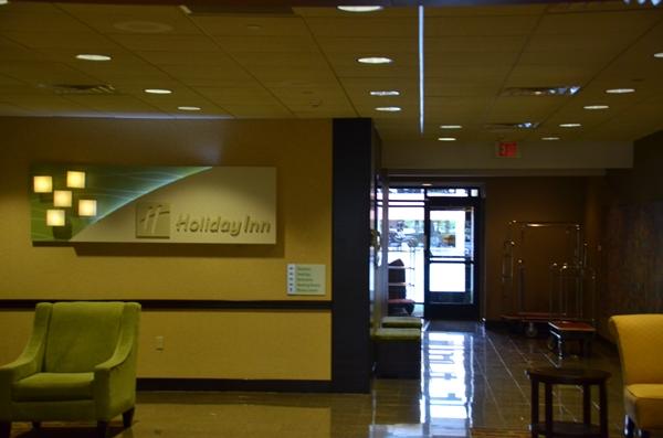 Holiday Inn Grand Rapids Lobby