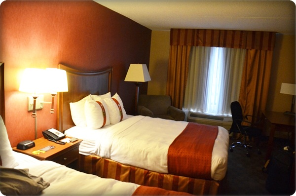 Holiday Inn Grand Rapids Downtown Review
