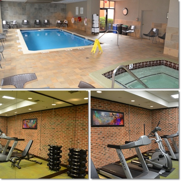Holiday Inn Grand Rapids Fitness