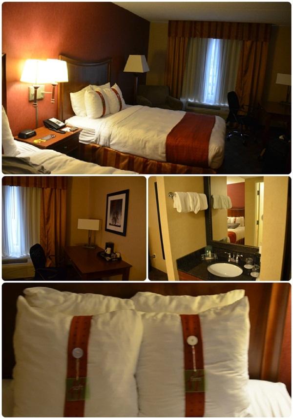 Holiday Inn Grand Rapids Room