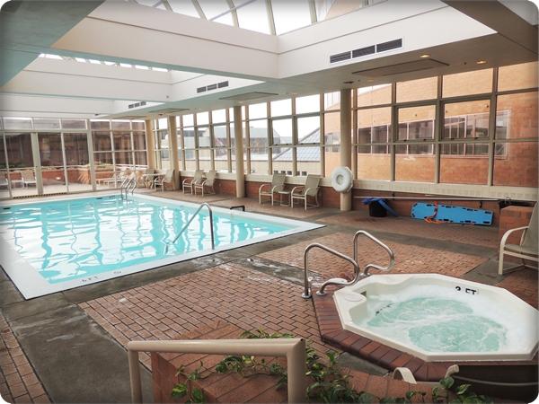 Hyatt Regency Cincinnati Pool