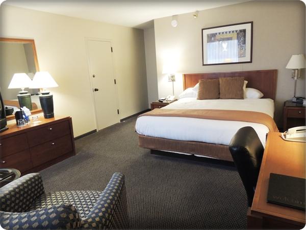 Hyatt Regency Cincinnati Room Review