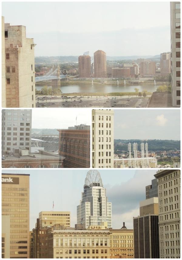 Hyatt Regency Cincinnati View