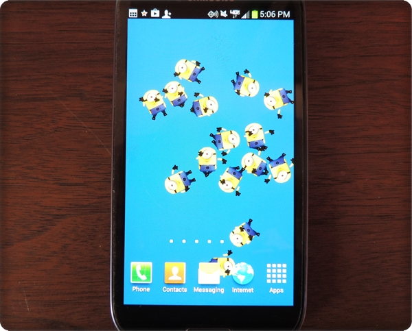 My Favorite Free Live Wallpapers For The Samsung Galaxy S3
