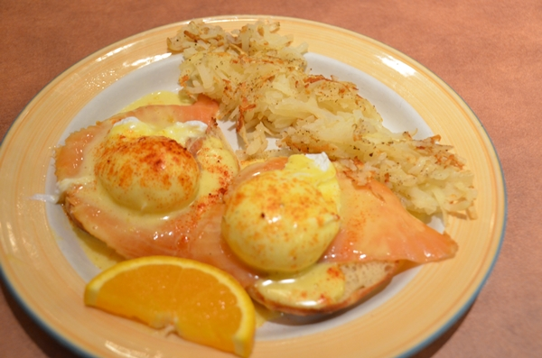 Sweetwater Bistro Eggs Benedict