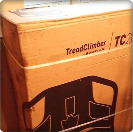 TreadClimber