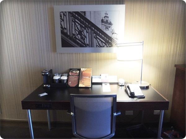 Hyatt Chicago Desk