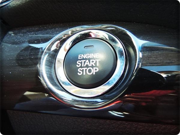 Kia Sorento Push Button