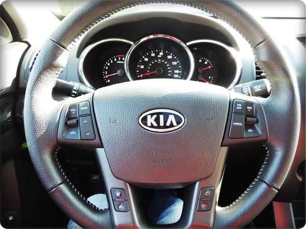 Kia Sorento Steering Wheel