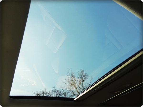 Kia Sorento Sun Roof
