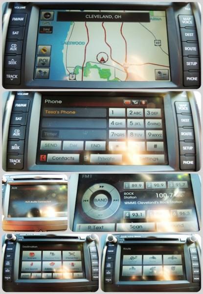 Kia Sorento Touch Screen